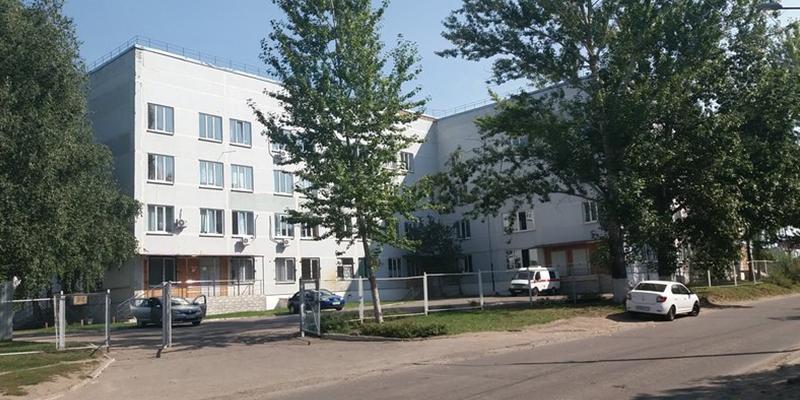 Курская городская детская поликлиника № 8