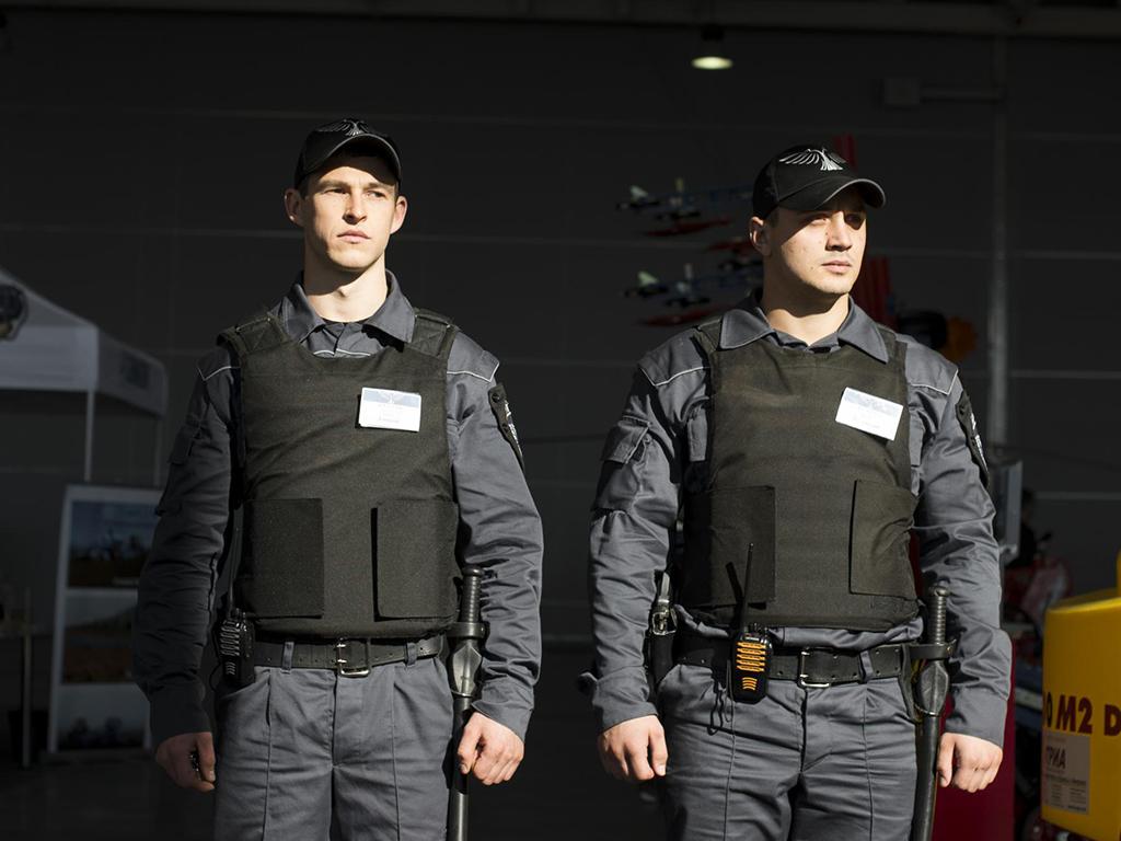 Охрана склада Курск